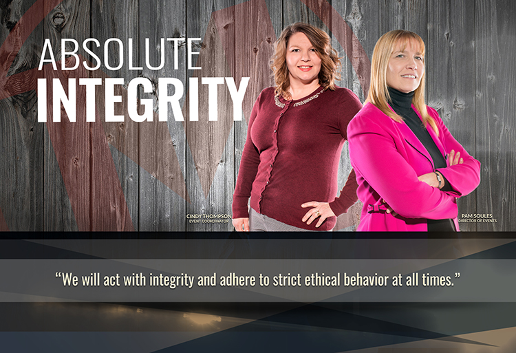 Absolute Integrity