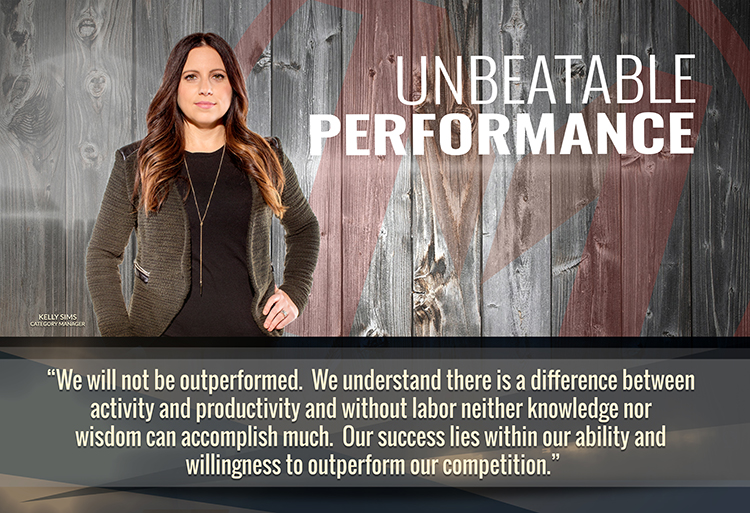 Unbeatable Performance